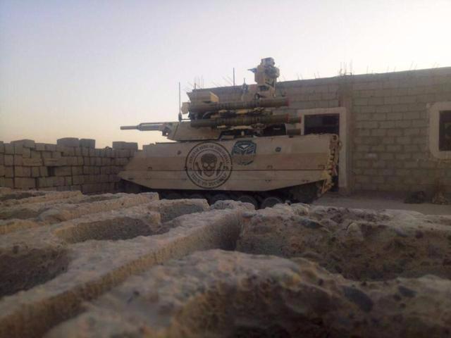 俄机器人压阵,叙军击毙数百人,叛军2天2夜反击被打垮后仓皇逃离